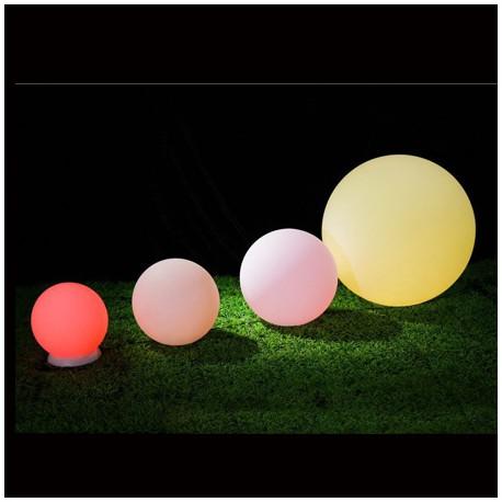 Boule à LED