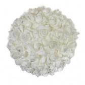 Boule de roses artificielles 25 cm