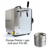 Prémix - Pompe à Bière Fût 30L