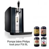 Pompe à bière - Fût 6L