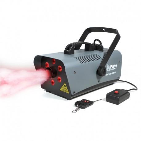 Machine à fumée 1200 W + led intégrée