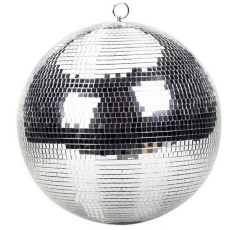Boule disco à facettes 40 cm