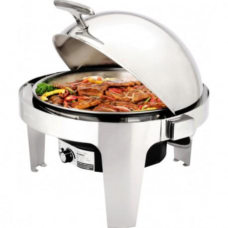 Chafing Dish rond électrique